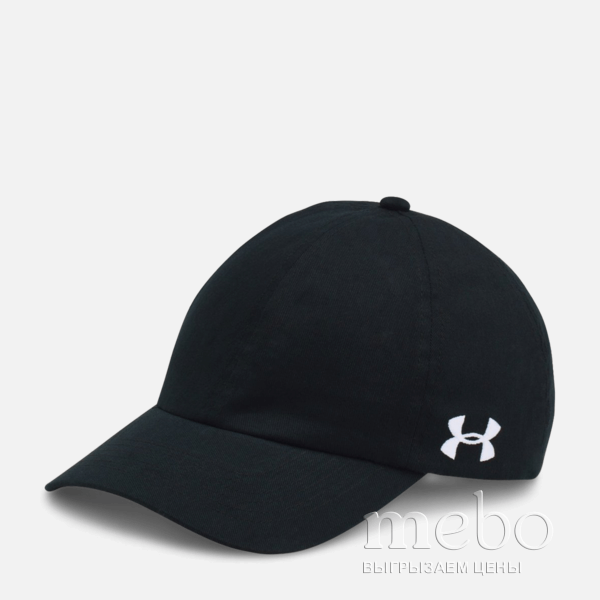 Кепка UA Team Armour Cap 1295126-001 | mebo.com.ua