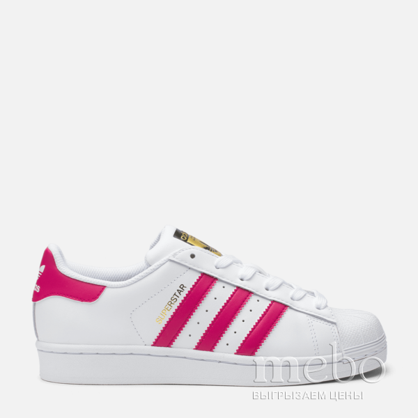 Кроссовки Adidas Superstar J Foundation B23644
