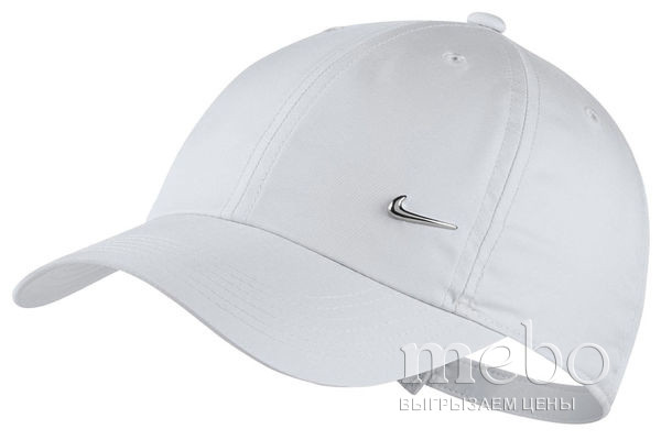 Кепка Nike H86 Junior Cap Metal Swoosh AV8055-100: мужские Кепки