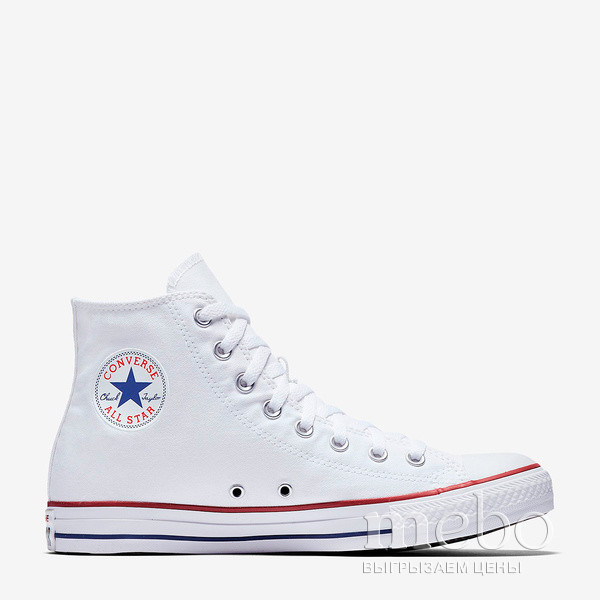 Кеды Converse All Star HI M7650 W: женские Кеды