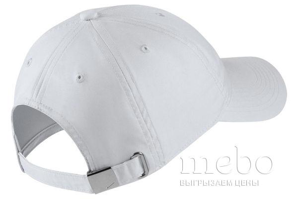 Кепка Nike H86 Junior Cap Metal Swoosh AV8055-100: мужские Кепки - 2 | mebo.com.ua