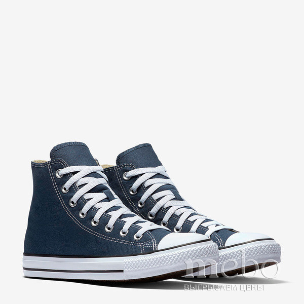 Кеды Converse All Star HI M9622 W: женские Кеды - 3 | mebo.com.ua