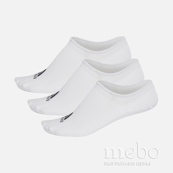 Носки Adidas Performance Invisible Socks 3PP CF3390 | mebo.com.ua