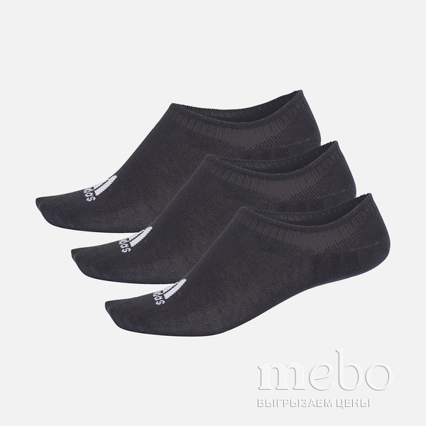 Носки Adidas Performance Invisible Socks 3PP CV7409 | mebo.com.ua