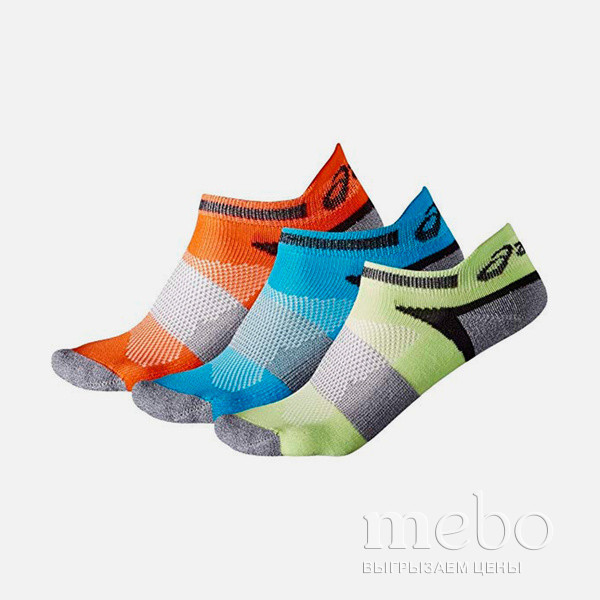 Носки Asics 3Ppk Lyte Youth Socks 132098-0823 | mebo.com.ua