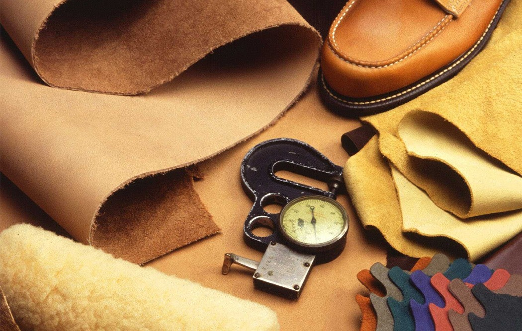 leather export The united states (us) hide, skin, and leather industry exported more than $2 billion in cattle hides, pigskins, and semi-processed leather products in 2016.