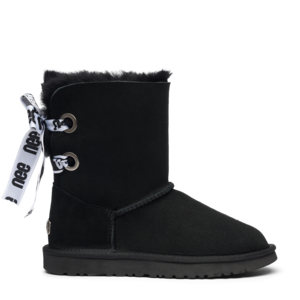 Женские угги UGG CUSTOMIZABLE BAILEY Bow Short Boot 1098075-BL
