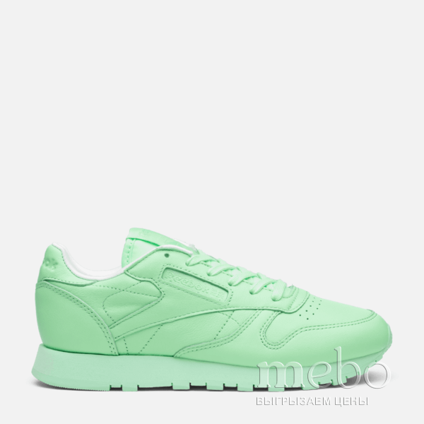 Кроссовки Reebok X Spirit Classic Leather Mint Green BD2773 | mebo.com.ua