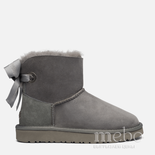 Женские угги UGG CUSTOMIZABLE Bailey Bow Mini Boot 1100212 | mebo.com.ua