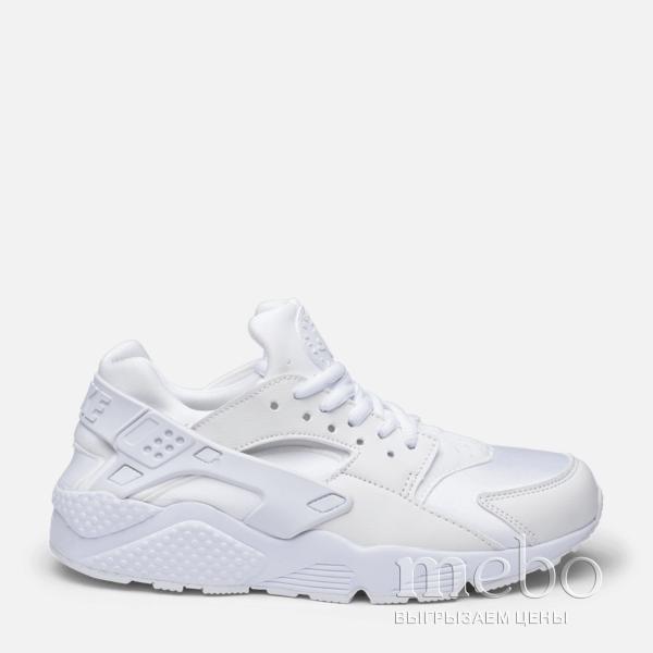 0b8b0dfa Кроссовки Nike Air Huarache Run Triple White 634835-106: женские Кроссовки