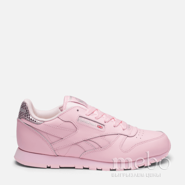 Кросівки Reebok Classic Leather Metallic BD5898: женские Кросівки | mebo.com.ua