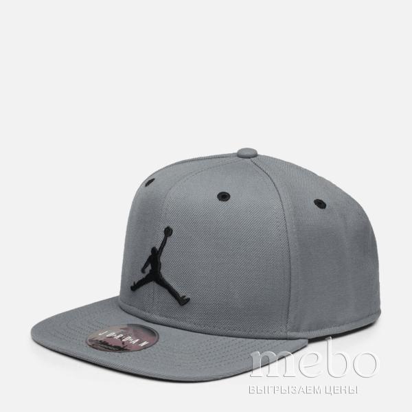 f089c40e7a29 Кепка Nike Jordan Jumpman Snapback 619360-066  купить одежду в ...