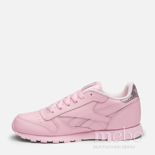 Кросівки Reebok Classic Leather Metallic BD5898: женские Кросівки - 2 | mebo.com.ua