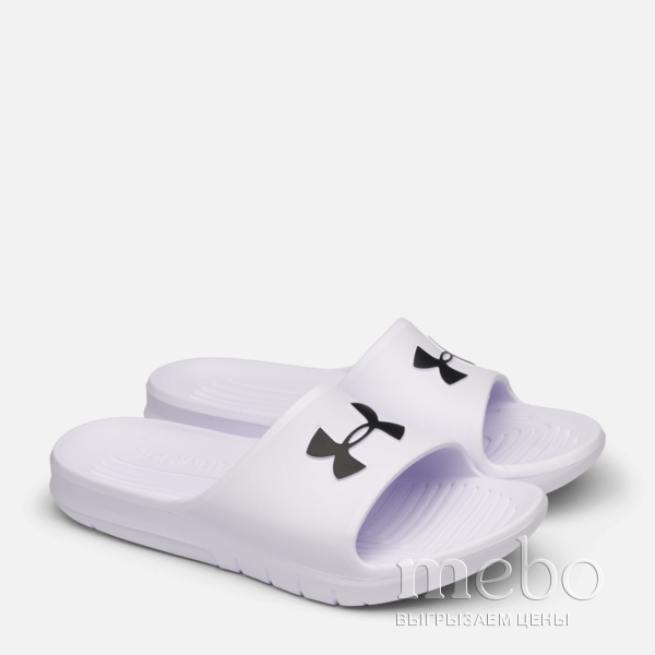 Шлепанцы Under Armour Core PTH Slides 3021286-100 | mebo.com.ua