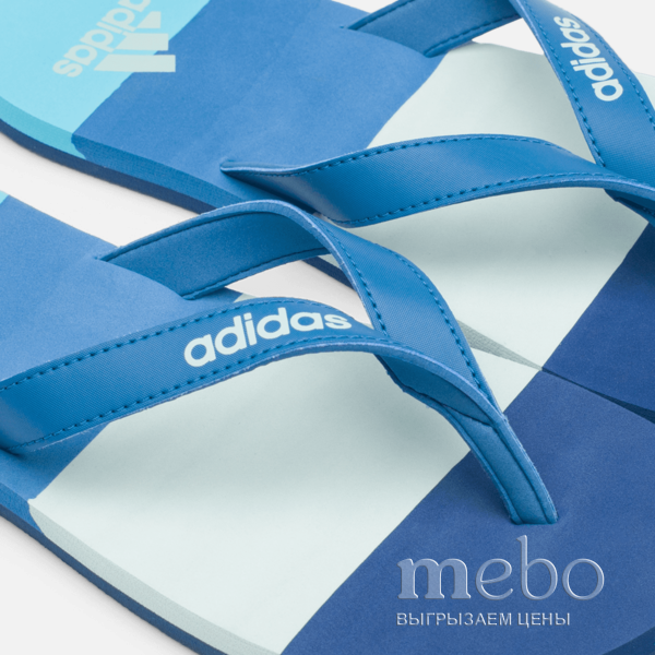 Шлепанцы  Adidas Eezay Striped BA8808