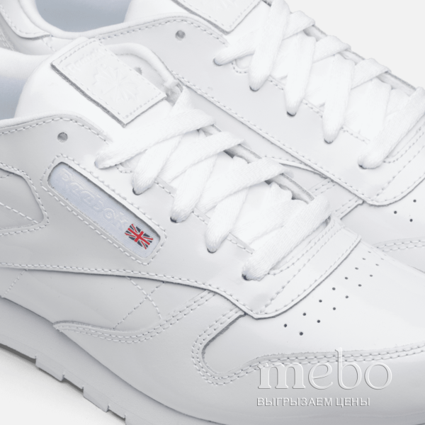 Кросівки Reebok Classic Leather Patent CN2063: женские Кросівки - 6 | mebo.com.ua
