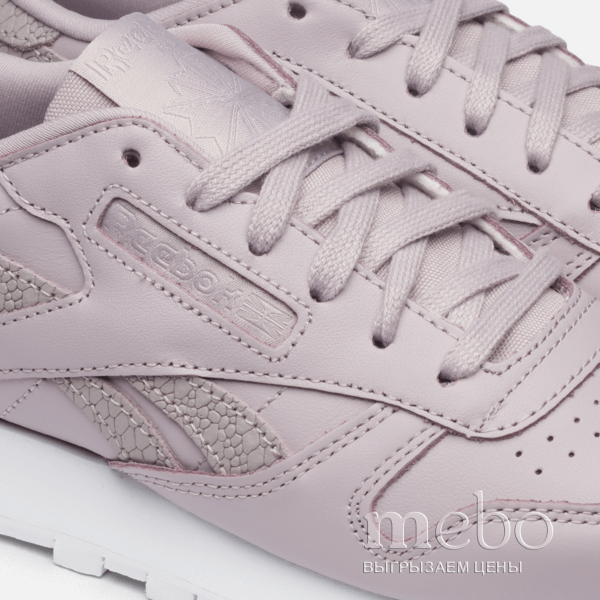 Кросівки Reebok Classic Leather PS Pastel CM9159: женские Кросівки - 6 | mebo.com.ua