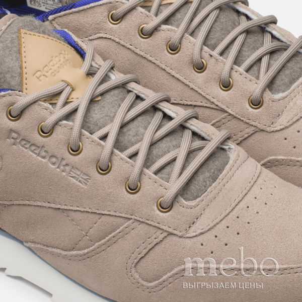 Кроссовки Reebok Classic Leather Outdoor Pack AQ9778