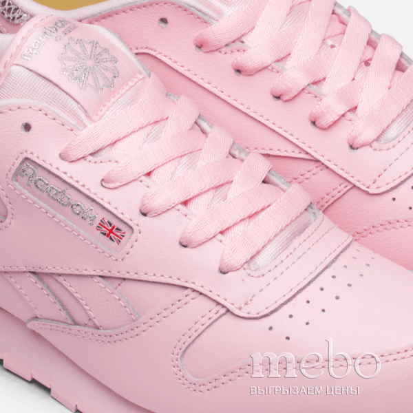 Кросівки Reebok Classic Leather Metallic BD5898: женские Кросівки - 6 | mebo.com.ua