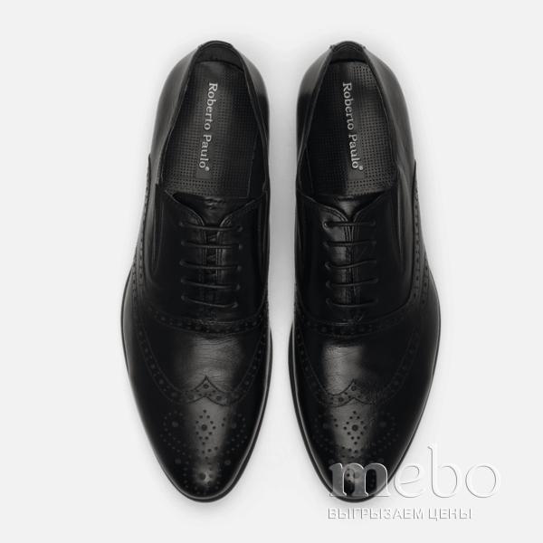 53a1ff4db409e3 ... Чоловічі туфлі Roberto Paulo A464K01K-1: мужские Туфлі - 4 | mebo.com  ...
