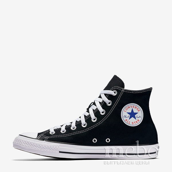 Кеды Converse All Star HI M9160 W: женские Кеды - 2 | mebo.com.ua