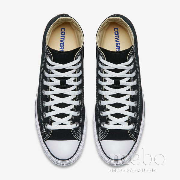 Кеды Converse All Star HI M9160 W: женские Кеды - 5 | mebo.com.ua