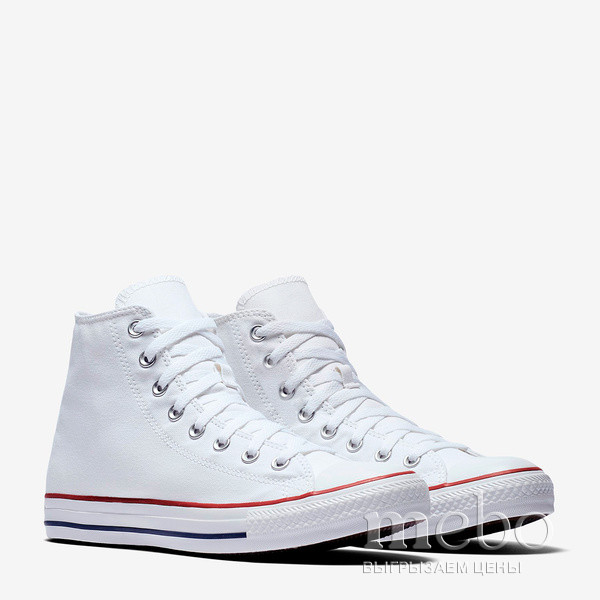 Кеды Converse All Star HI M7650 W: женские Кеды - 3 | mebo.com.ua