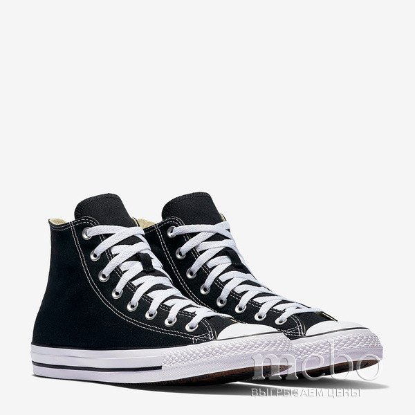 Кеды Converse All Star HI M9160 W: женские Кеды - 3 | mebo.com.ua