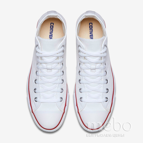 Кеды Converse All Star HI M7650 W: женские Кеды - 5 | mebo.com.ua