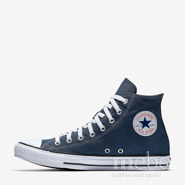 Кеды Converse All Star HI M9622 W: женские Кеды - 2 | mebo.com.ua