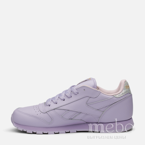 Кроссовки Reebok Classic Leather Metallic BD5543